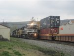 Ex-Conrail leads 38G in meet with 20K